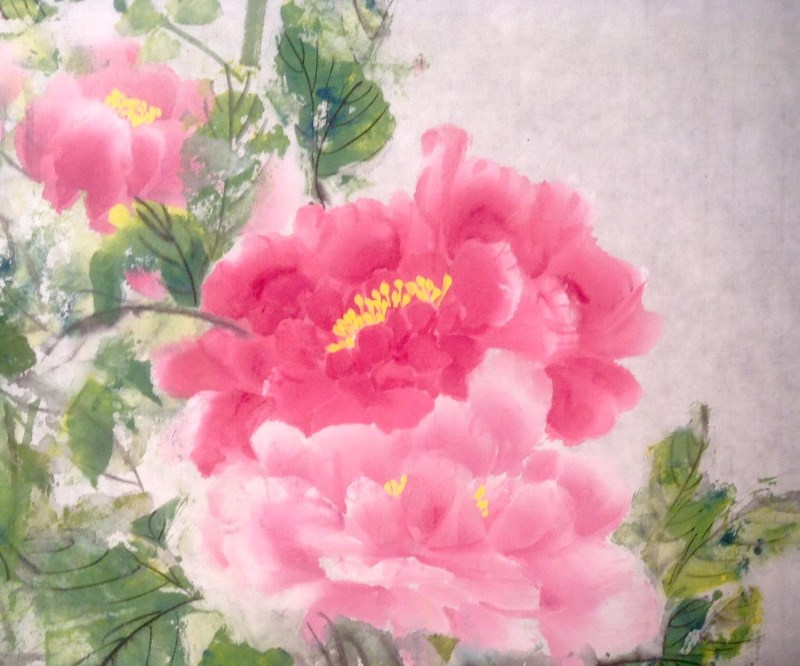 nw_wisconsin_-painting_watercolor_pale_pink_peonies_blossoms_gail_threinen_arts_in_hand