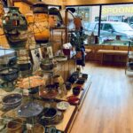 Pottery at Arts in Hand Gallery Spooner Wisconsin